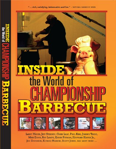 Preisvergleich Produktbild Inside the World of Championship Barbecue