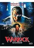 Warlock - Satans Sohn - BluRay - Uncut - auf 250 Stück limitierte Hartbox