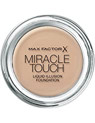 Max Factor Miracle Touch Foundation 75 Golden, 12 ml