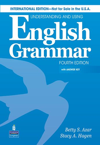 Azar Grammar Series Understanding and Using English Grammar. Student Book (with Key) and Audio CD: With Answer Key