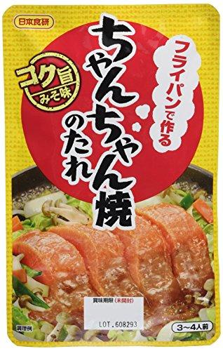 日本食研 ちゃんちゃん焼のたれ 150g×3個
