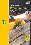 Langenscheidt Premium-Kurs Spanisch - Sprachkurs mit 2 Büchern, 6 Audio-CDs, MP3-Download, Online-Tests und Zertifikat: Der Sprachkurs, um Sprache und Kultur zu erleben