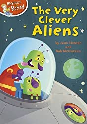 The Very Clever Aliens (Rhymes to Read) by Joan Stimson (2012-06-14)