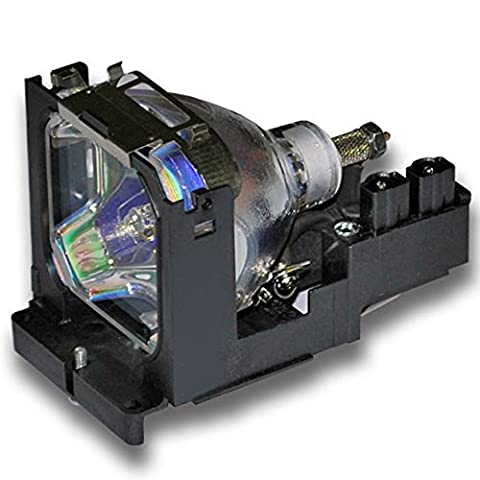 hfy marbull Lampe de rechange w/logement POA-LMP86pour projecteur Sanyo PLV-Z1X/PLV-Z3