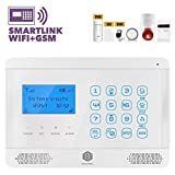 SMARTLINK 160 - ANTIFURTO WiFi + INTERNET + GSM ALLARME CASA WIRELESS...