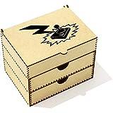 Azeeda 'Joystick électrique' Boîte de Maquillage (VC00007461)