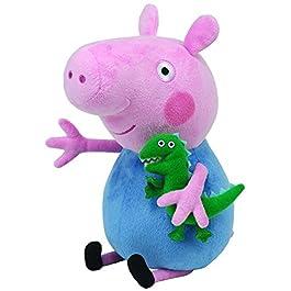 TY, peluche di George, fratello di Peppa Pig