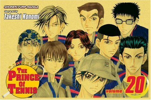 The Prince of Tennis: Volume 20 by Takeshi Konomi (2010-04-01) par Takeshi Konomi
