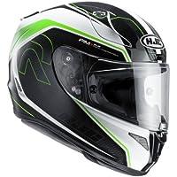 HJC Rpha 11 Darter MC4 motocicleta cascos, verde, ...