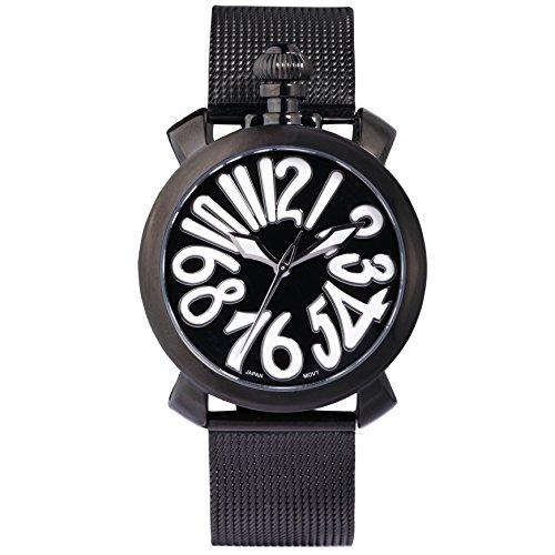 time100-montre-quartz-femme-et-fille-mode-avec-le-cadran-en-email-et-bracelet-en-acier