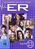 Emergency Room - Staffel 13 [6 DVDs] -