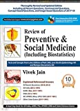 #1: Review of Preventive & Social Medicine