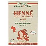La Tradizione Erboristica Forsan - Hennè Rosso Egiziano per Capelli - Riflessante e Nutriente -...