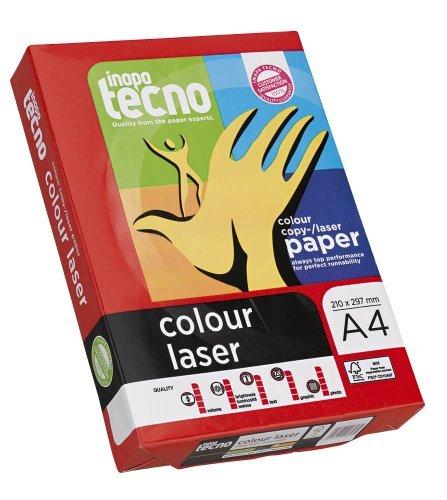 inapa tecno Laser-Papier colour laser A4, 90 g/qm