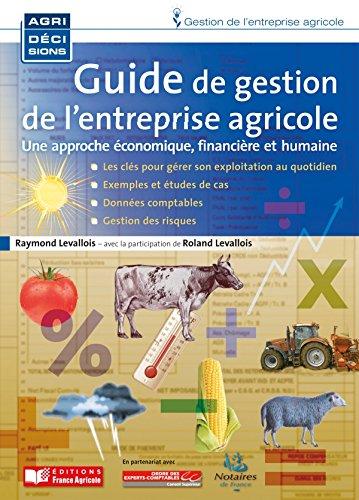 Guide de gestion de l'entreprise agr...