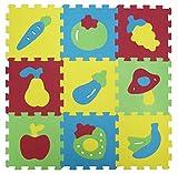 Ludi - 1052 - Dalles en Mousse - Fruits