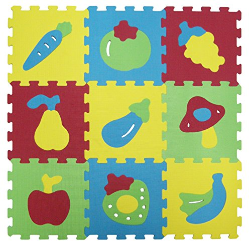 Ludi - 1052 - Dalles en Mousse - Fruits