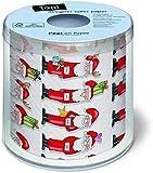 Christmas Toilet Paper - Santa's Parade