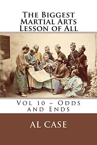 THE BIGGEST MARTIAL ARTS LESSON OF ALL VOLUME 10 ODDS AND ...