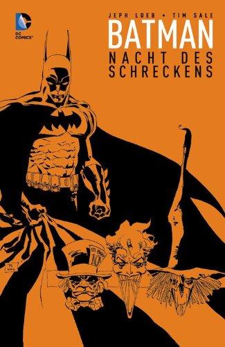 Batman - Nacht des Schreckens ***Auf 333 Exemplare limitierter Hardcover*** (2012, Panini)