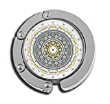 Geschenk-Mandala-Haken, Tasche, Glashaken, Tasche, Mandala-Haken