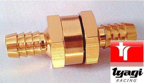 Carburante Linea Tubo Valvola-Valvola di non ritorno-Serbatoio Sfiato Valvola di ritegno 10mm 3/8