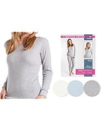 Damen - Thermo - Unterhemd warm & weich