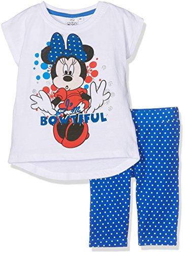 disney-minnie-mouse-set-abbigliamento-sportivo-bambina-blue-3-4-anni