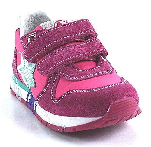Naturino, Sneaker bambine Rosa rosa, Rosa (rosa), 34 EU