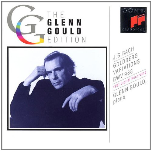 BACH - Gould - Variations Goldberg