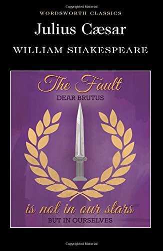 Julius Caesar (Wordsworth Classics) by William Shakespeare (1992-05-05)