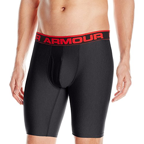 Sportswear the Original 9 Zoll Unterhosen, Black, L (Under Armour Boxer)
