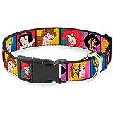 Buckle Down Disney Princess bloques plástico Clip collar