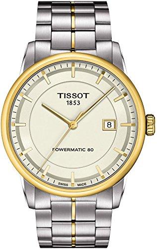 Tissot T0864072226100 - Orologio da polso da uomo, cinturino in acciaio inox multicolore