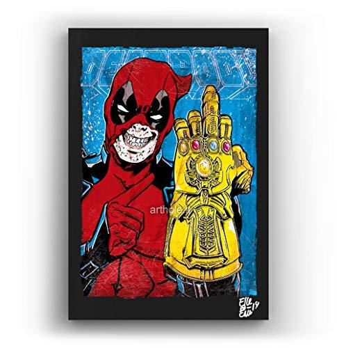 Deadpool Infinity War Vengadores