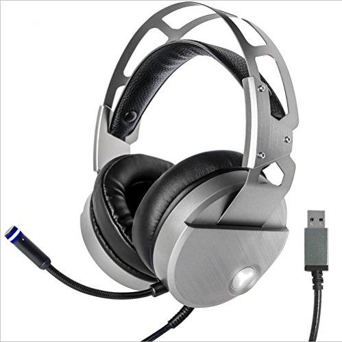 YAN Kopfhörer USB7.1 Gaming Headset Computer Internet Cafe Internet Café Kopfhörer VK0 1 Comfort Fit Headset
