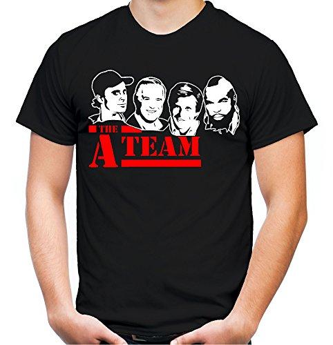 Das A Team Hannibal Kostüm - A-Team Männer und Herren T-Shirt |