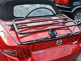 Mazda MX5ND/MK4Gepäck Rack Einzigartiges Design, keine Klemmen keine Gurte keine Klammern keine Farbe Schäden