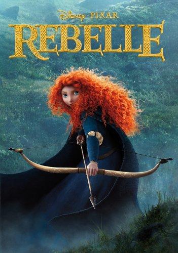 Rebelle, Lecture par Walt Disney
