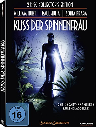 Kuss der Spinnenfrau - Collector's Edition [2 DVDs]