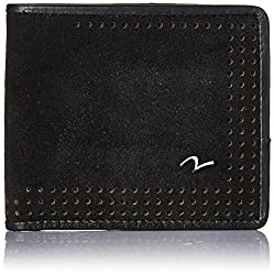 Spykar Black Mens Wallet (SPY/WL/2AF27)
