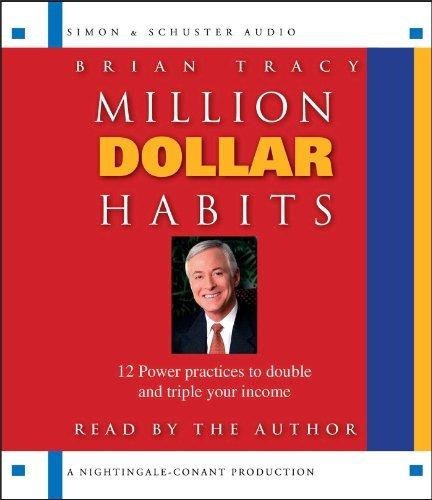 Million Dollar Habits by Brian Tracy (2001-11-01)
