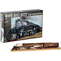 Revell Revell-02165 Maqueta Big Boy Locomotive, Kit Modello, Escala 1:87 H0 (2165)(02165)