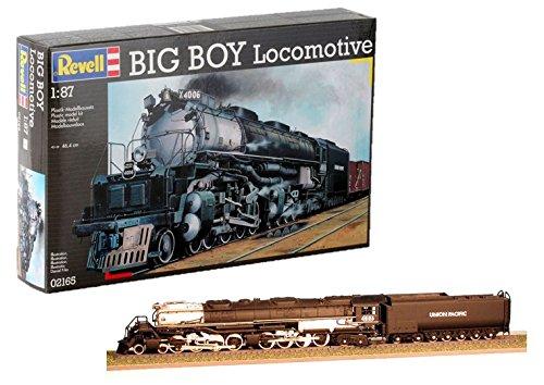 Revell - 2165 - Maquette - Locomotive Big Boy - Echelle 1:87