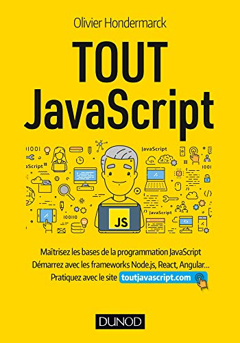 Tout JavaScript (Hors Collection) (French Edition)