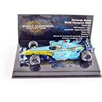 Minichamps Renault R26 2006 - Fernando Alonso F1 World Champion 1/43 - Modelo de