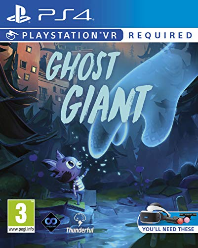 Ghost Giants (PSVR) - PlayStation 4 [Importación inglesa]