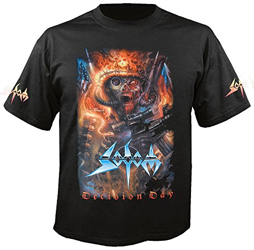 SODOM - Decision Day - T-Shirt Größe XXL (Agent Orange T-shirt)