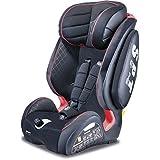 Asalvo 15051Car Seat G123Sport Fix, Rojo