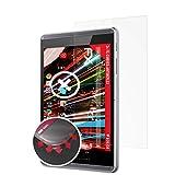 atFolix Schutzfolie passend für HP Pro Slate 8 Folie, entspiegelnde & Flexible FX Bildschirmschutzfolie (2X)